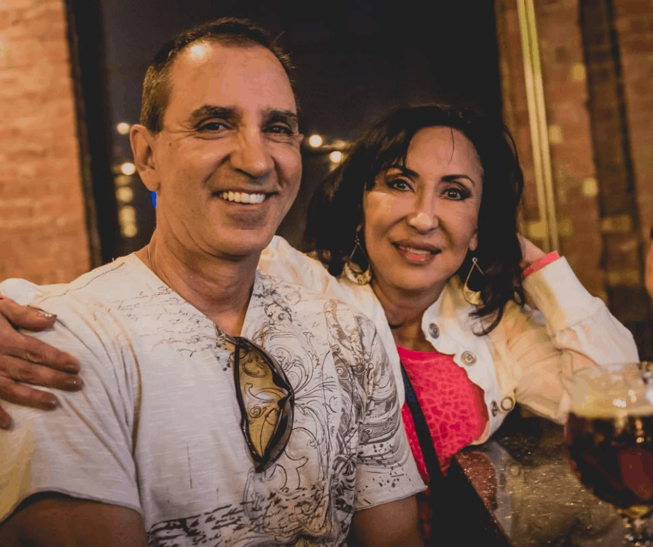 Owners Larry & Mary Lujan